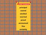Journeys 3rd grade Lesson 1