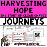 Harvesting Hope   Journeys 4th Grade Unit 4 Lesson 19 Printables