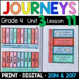 Journeys 4th Grade Lesson 11: Hurricanes (Supplemental & Interactive pages)