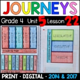Journeys 4th Grade Lesson 22: I Could Do That Supplements with GOOGLE Classroom