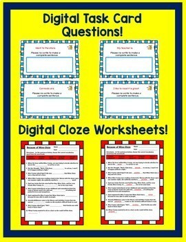 Journeys 4th Grade Unit 1 Bundle Supplemental Resources Google Drive Resource