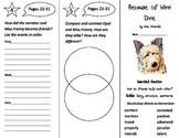 Journeys 4th Grade Unit 1 Trifolds Bundle! (2014, 2017 Common Core)