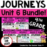 Journeys 4th Grade Unit 6 Supplemental Activities & Printables CC 2014 or 2011