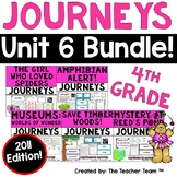 Journeys 4th Grade Unit 6 Supplemental Activities & Printables 2011