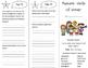 Journeys 4th Grade Unit 6 Trifolds Bundle (2011)
