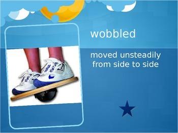 Journeys 5-1 Mrs. Jewls Vocabulary Powerpoint