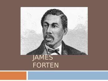 Journeys 5-14 James Forten