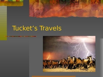 Journeys 5-21 Tucket's Travels Powerpoint