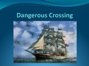 Journeys 5.11 Dangerous Crossing PowerPoint