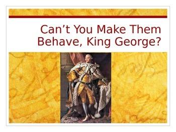 Journeys 5.12 King George