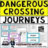 Dangerous Crossing | Journeys 5th Grade Unit 3 Lesson 11 Printables