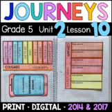 Journeys 5th Grade Lesson 10: Cougars (Supplemental & Interactive pages)