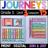Journeys 5th Grade Lesson 15: We Were There, Too! (Supplemental & Interactive)