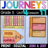 Journeys 5th Grade Lesson 17: LAFFF from Best Shorts Supplemental & Interactive