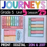 Journeys 5th Grade Lesson 25: Lewis and Clark Supplements with GOOGLE Classroom