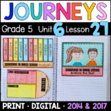 Journeys 5th Grade Lesson 27: Mysteries at Cliff Palace with GOOGLE Classroom