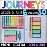 Journeys 5th Grade Lesson 30: Get Lost Puzzle of Mazes with GOOGLE Classroom