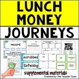 Lunch Money | Journeys 5th Grade Unit 4 Lesson 16 Printables