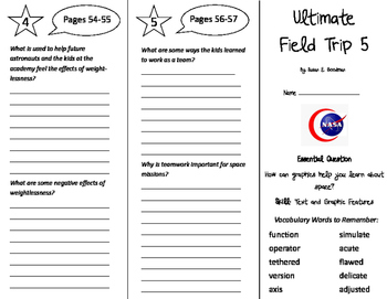 Journeys 5th Grade Trifolds Bundle Complete - Whole Year! (2011)