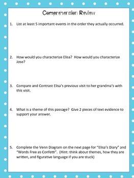 Journey's 5th Grade Unit 1 Lesson 5