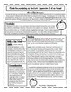 Journeys 5th Grade - Unit 1 Student Study Guides & Activities for Lessons 1-5