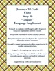 """Journeys 5th Grade Unit 2 L10 """"Cougars"""" extras for the SLP"""