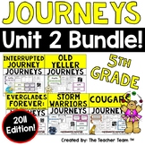 Journeys 5th Grade Unit 2 Supplemental Activities & Printables 2011
