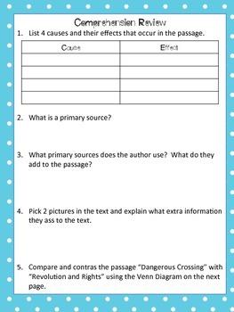 Journey's 5th Grade Unit 3 Lesson 11