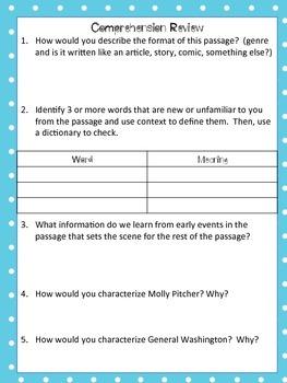 Journey's 5th Grade Unit 3 Lesson 13