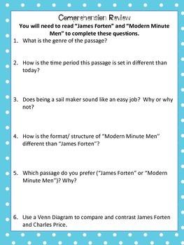 Journey's 5th Grade Unit 3 Lesson 14