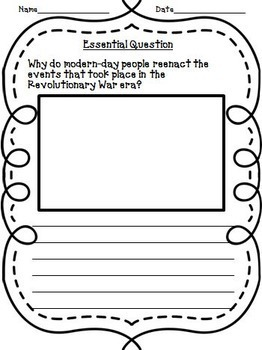 Journeys 5th Grade Unit 3 Supplemental Activities & Printables 2011