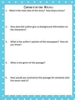 Journey's 5th Grade Unit 4 Lesson 18