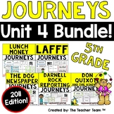 Journeys 5th Grade Unit 4 Supplemental Activities & Printables 2011
