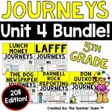 Journeys 5th Grade Unit 4 Printables Bundle   2011