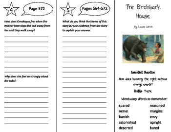Journeys 5th Grade Unit 5 Trifolds Bundle! (2011)