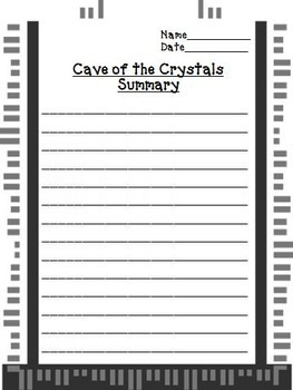 Journeys 5th Grade Unit 6 Supplemental Activities & Printables CC  2014 or 2017