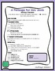 Journeys 5th Grade Writing Supplement Lessons Unit 1