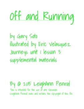 Journeys 5th grade unit 1 lesson 3 activities