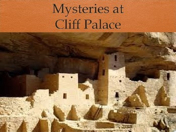 Journeys 6-27 Cliff Palace Powerpoint