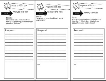 Journeys 6th Grade Common Core~ Sound CheckTrifold Close Read