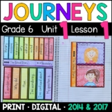 Journeys 6th Grade Lesson 1: The School Story (Supplemental & Interactive Pages)