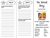 Journeys 6th Grade Trifolds Bundle! (2011)