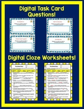 Journeys 6th Grade Unit 3 Bundle Supplemental Resources Google Drive Resource