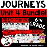 Journeys 6th Grade Unit 4 Supplemental Activities & Printables CC 2014