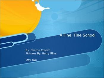 Journey's A Fine Fine School Day 2