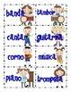 Journeys® A Musical Day *SPANISH* Literacy Activities- Grade 1