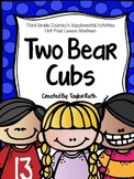Third Grade Journey's Supplemental Activities: Two Bear Cubs Lesson 19