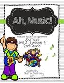 Journeys: Ah, Music! (Unit 3, Lesson 12)