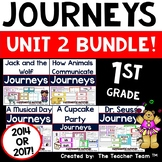 Journeys 1st Grade Unit 2 Supplemental Activities and Printables 2014 or 2017