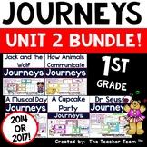 Journeys 1st Grade Unit 2 Supplemental Activities 2014 or 2017 Bundle